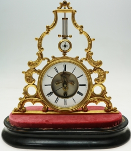 brass clock repairs