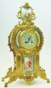 Clock Case Restoration