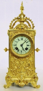 Annual Oiling Service for clocks